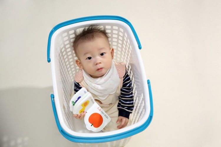 We promise you don't have to put your baby in a basket to keep them safe.