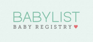 The logo for one of the internet's best baby registries - BabyList