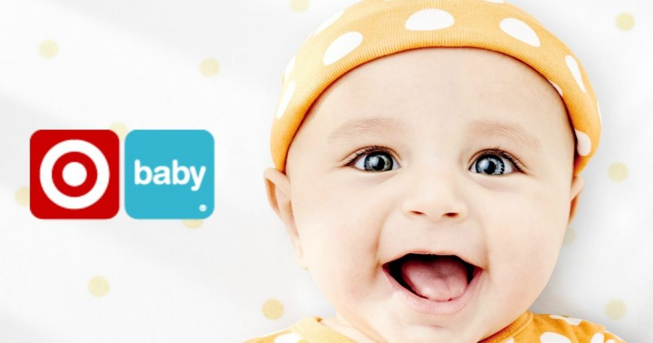 A happy baby which is what you expect with this registry service.