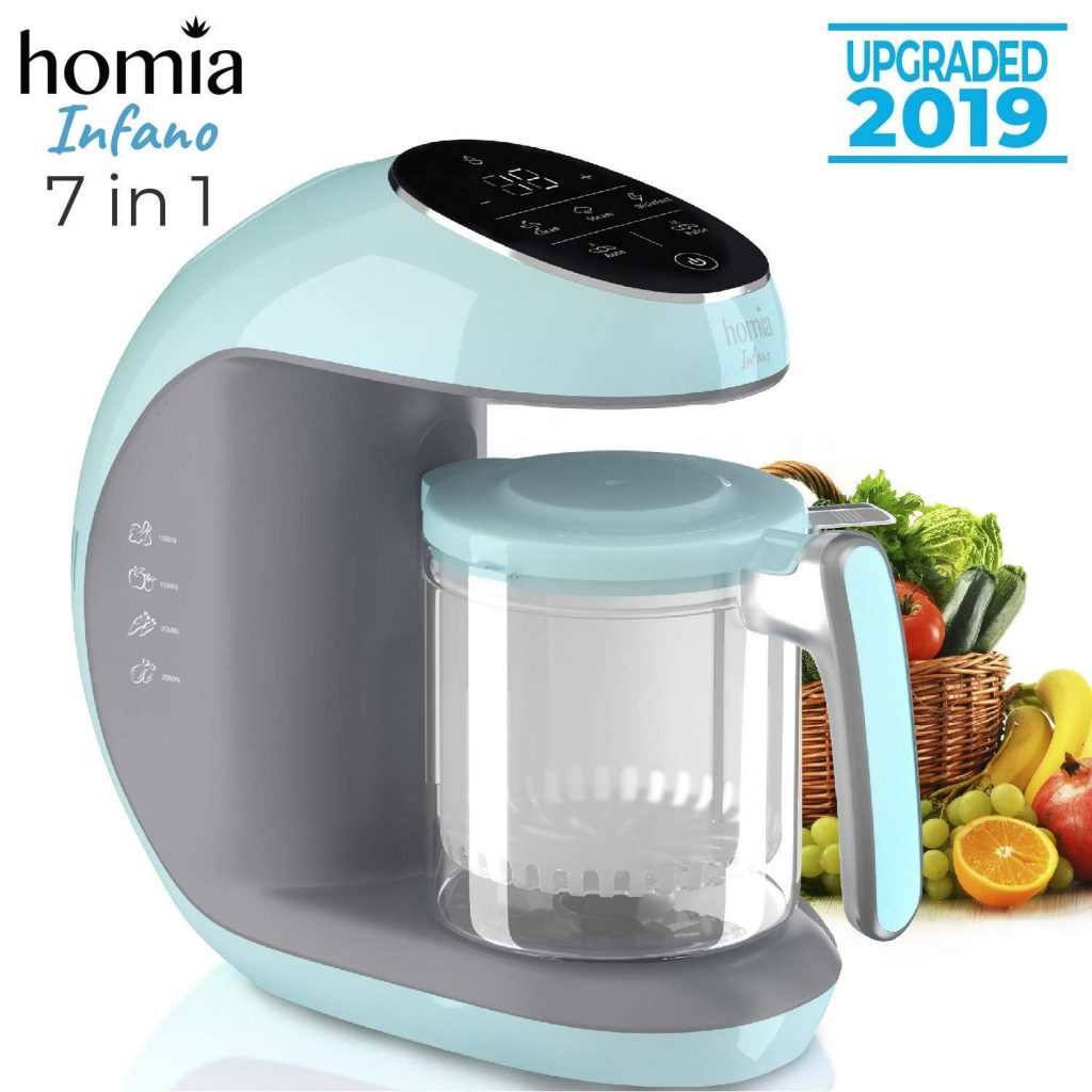 best baby food maker homia