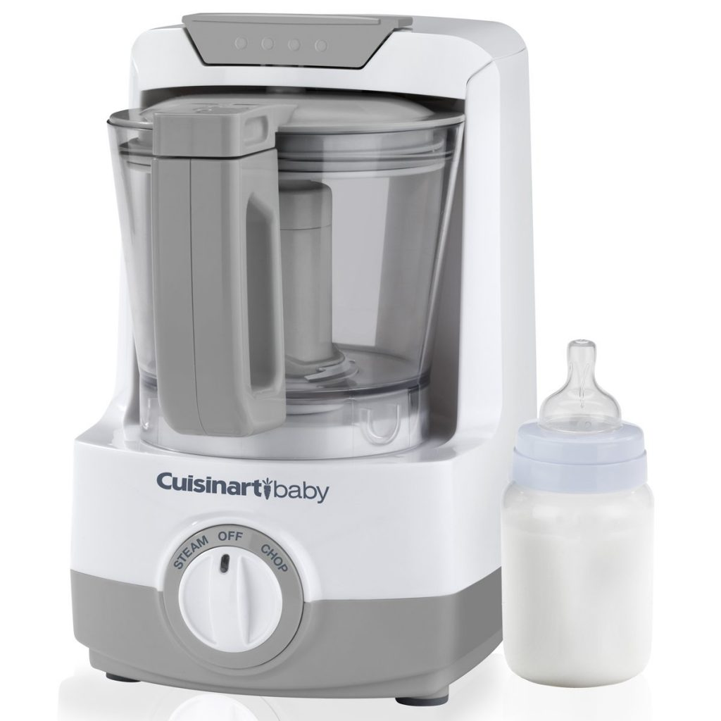 best baby food maker cuisinart