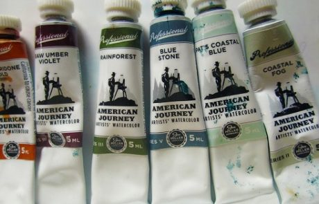 American Journey Watercolor Set Sweepstakes