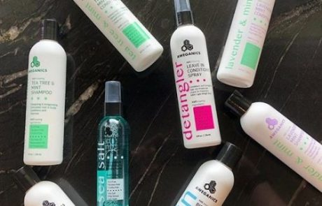 Aweganics Hair Products Sweepstakes