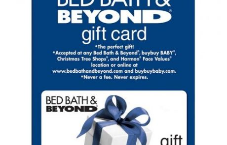 $400 Beyond Gift Card Sweepstakes