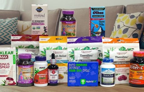Cold Remedies Prize Pack Sweepstakes