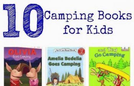 Kids Camp Books Sweepstakes