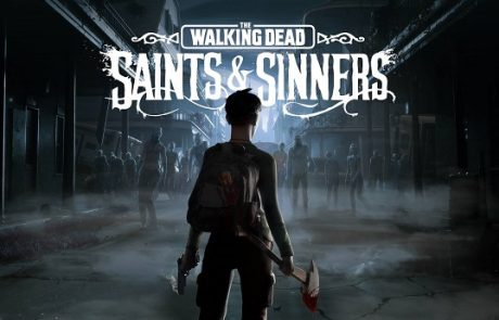 PS4 Walking Dead VR Set Sweepstakes