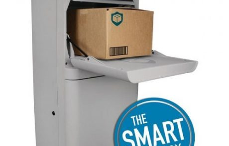Parcel Guard Smart Mail Box Sweepstakes