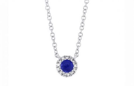 $2,500 Sapphire Necklace Sweepstakes