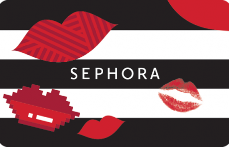 $250 Sephora Gift Card Sweepstakes
