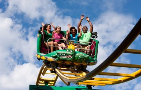 Trip for 3 to Six Flags in Washington, DC Sweepstakes