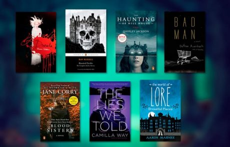 Six Halloween Reads Sweepstakes