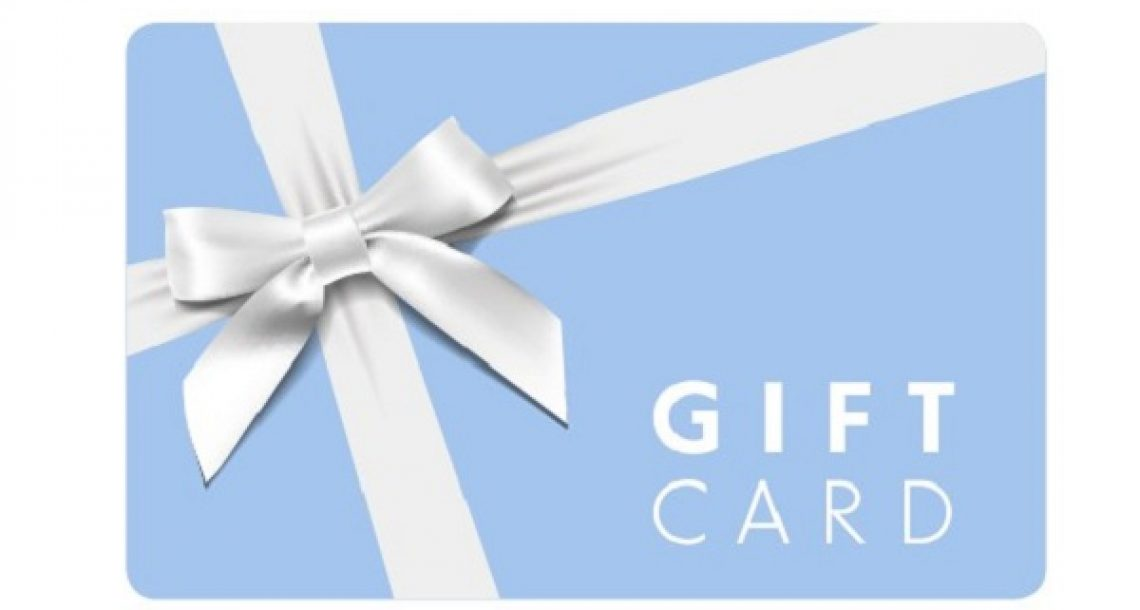 Gift Card Package Sweepstakes