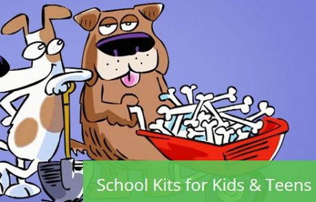 Free Youth Energy Safe School Kits
