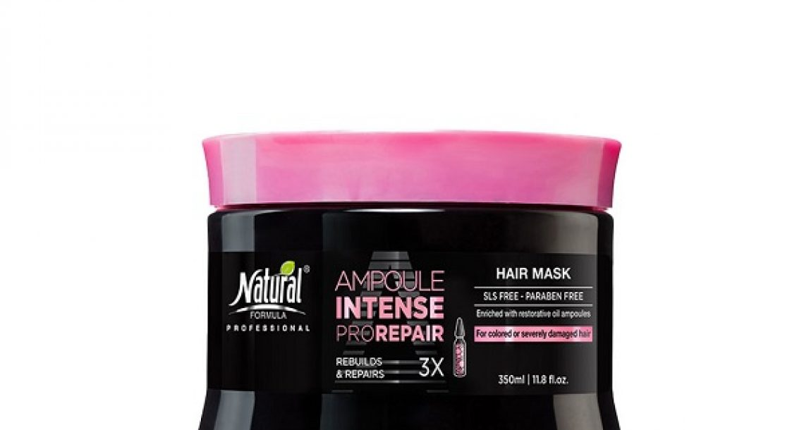 Sets of Natural Formula's Ampoule Intense Hair Care Line Sweepstakes
