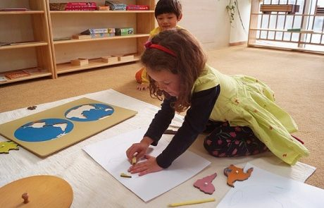 How Montessori Language Lessons Work