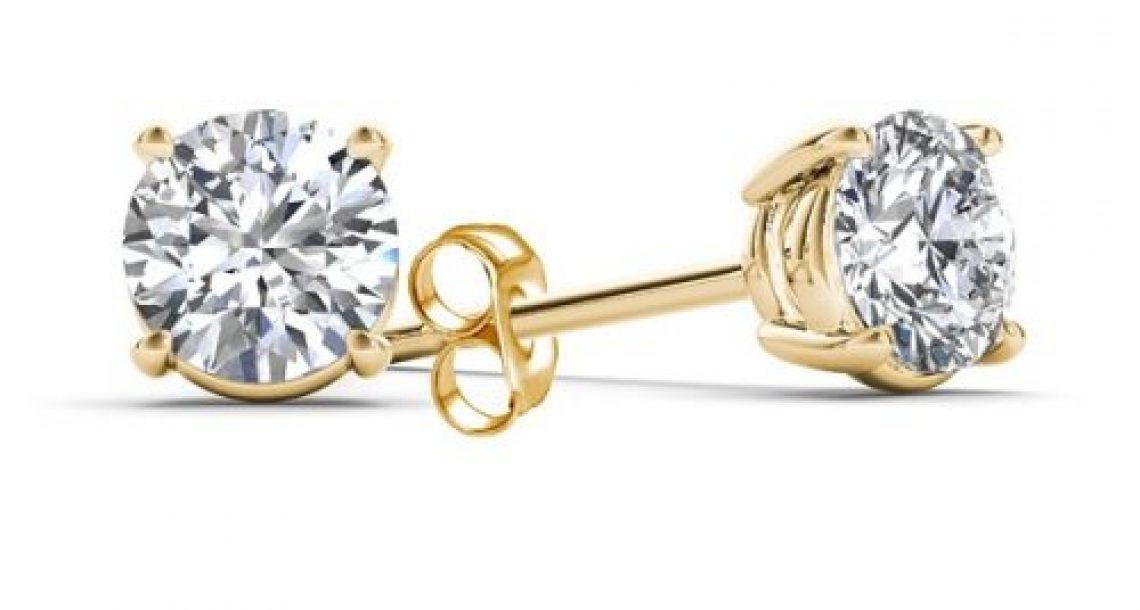 14KT Diamond Earrings Sweepstakes