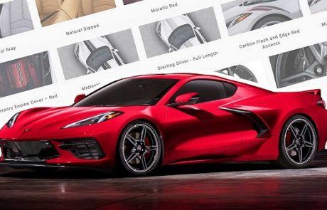 Chevrolet Corvette C8 2020 Sweepstakes
