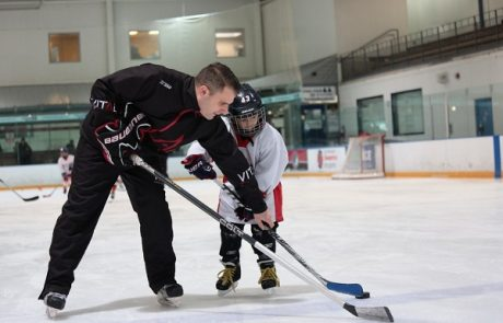 Hockey Camp Sweepstakes