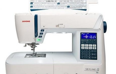 Janome Skyline Sewing Machine Sweepstakes