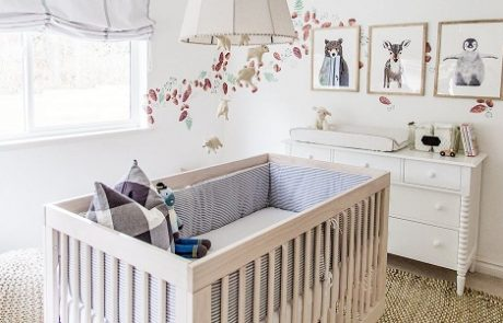 $3,300 Nursery Makeover Sweepstakes