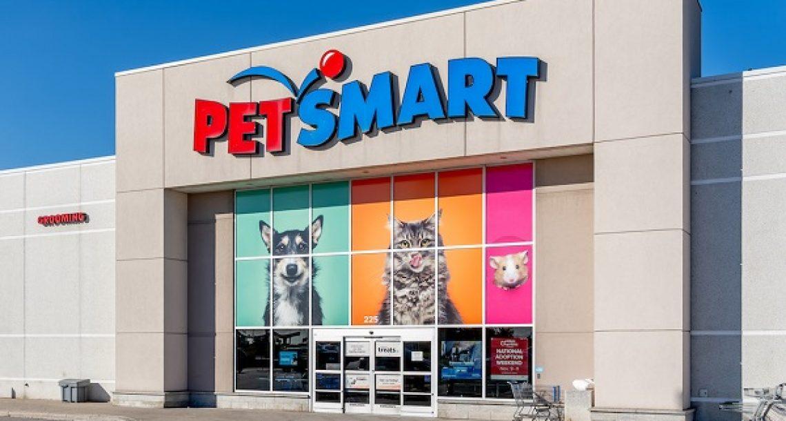 $500 PetSmart Gift Card Sweepstakes