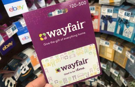 $5,000 Wayfair Gift Card Sweepstakes