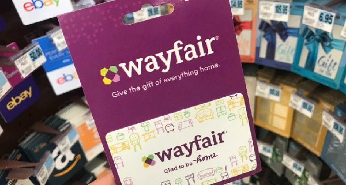 $5,000 Wayfair Gift Card Sweepstakes