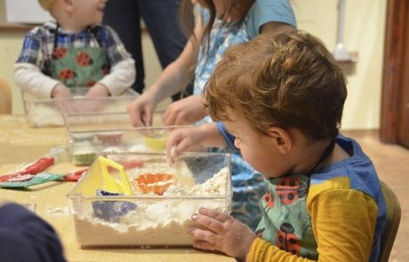 Simple Sensory Activities For Toddlers