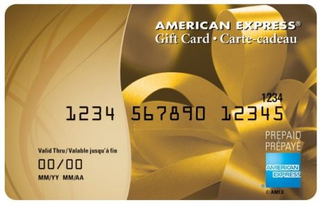 $600 Amex Gift Card Sweepstakes