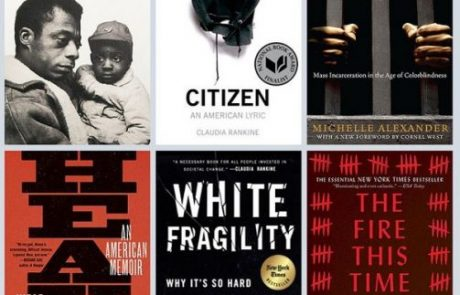 Anti-Racism Reading List Sweepstakes