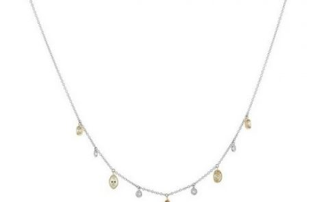 Diamond Dangle Necklace Sweepstakes
