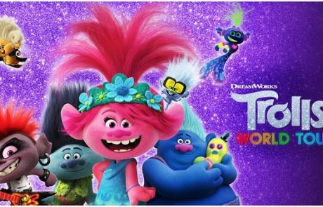 Dreamworks Trolls World Tour Vacation Sweepstakes
