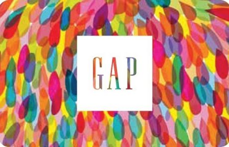 $16,000 Gap Gift Cards Sweepstakes