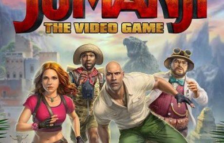 Jumanji PS4 Bundle Sweepstakes