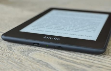 Kindle + Case + Charger Sweepstakes