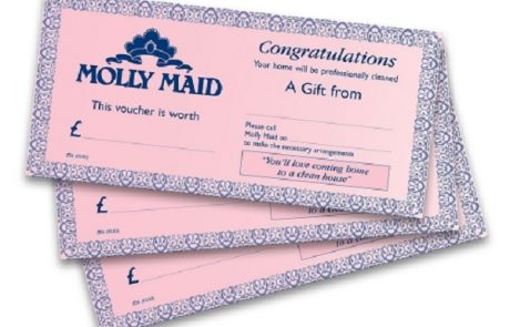 $500 Molly Maid Gift Card Sweepstakes