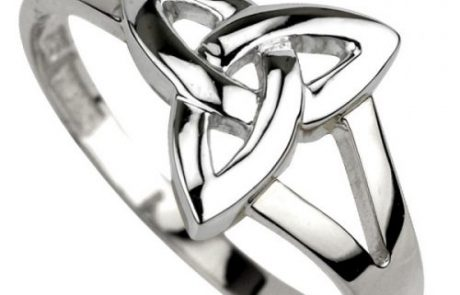 Trinity Knot Ring Sweepstakes