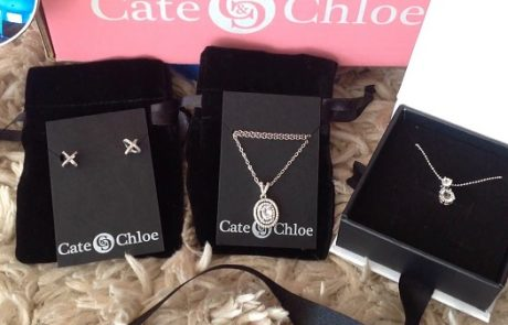 $600 in Cate & Chloe Jewelry Sweepstakes