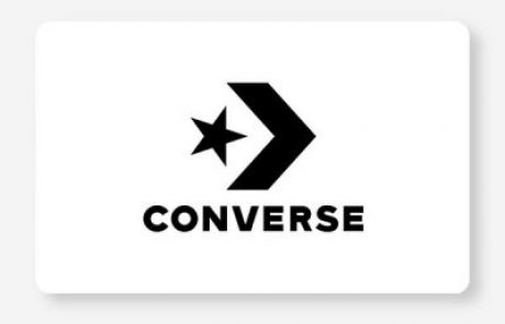 $500 Converse Gift Card Sweepstakes