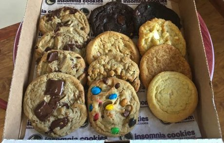 $500 Insomnia Cookies Sweepstakes