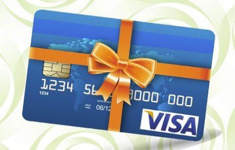 $1,000 Visa Gift Card Sweepstakes