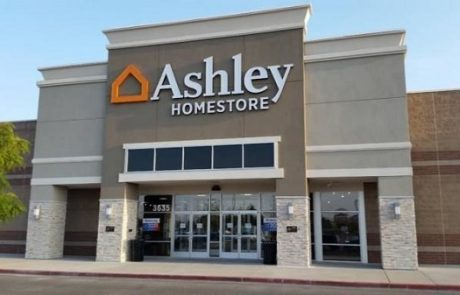 $4,000 Ashley HomeStore Sweepstakes
