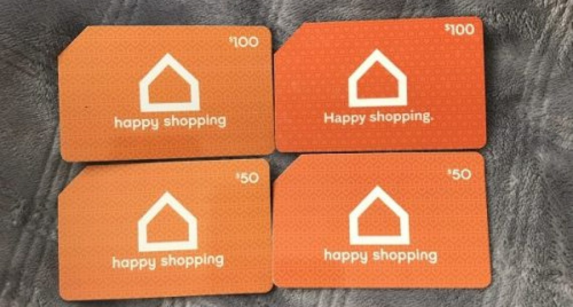 $4,000 Ashley HomeStore Gift Card Sweepstakes