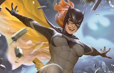 Batgirl Fine Art Print Sweepstakes