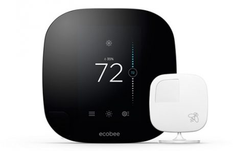 Ecobee Smart Thermometer Sweepstakes