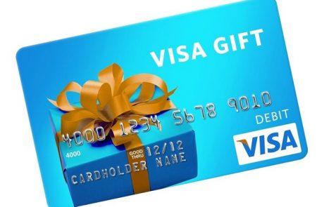 $1,500 Visa Gift Card Sweepstakes