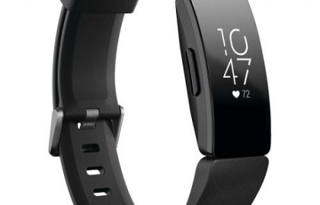 Fitbit Inspire HR fitness Tracker Sweepstakes