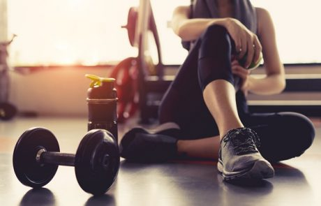 Healthy Lifestyle Workout Package Sweepstakes