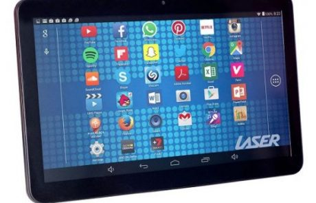 Lazer 7 Tablet With Books Sweepstakes